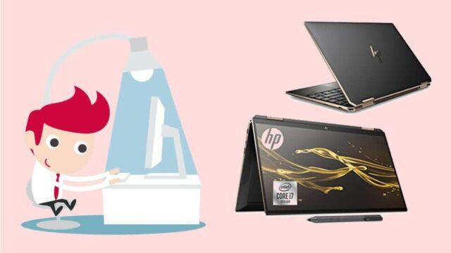 【HP spectre x360 13】ノートPCで4K動画をサクサク動画編集する方法
